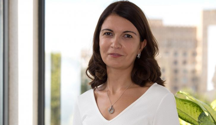 Eka Tkeshelashvili.