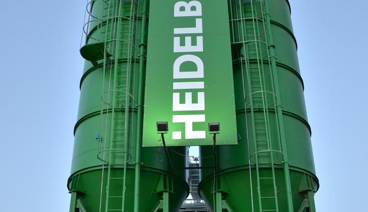 HeidelbergBeton Georgia Plant.